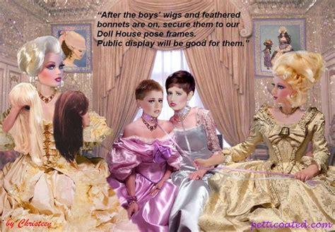 petticoat for sissy art christeen197a jpg 1139 215 792 christeen s amazing sissy