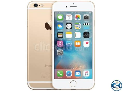 iphone 6s 64gb brand new intact clickbd