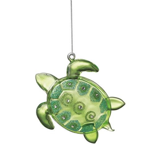 sea turtle ornaments