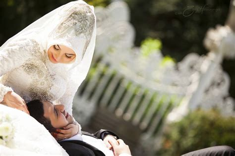 Islami Dini Muslim Islamic Kapalı Wedding Photography