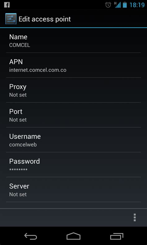 android apn settings apn settings what are access point names settings