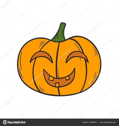 imagenes de halloween telarañas mano de dibujos animados vector dibujado calabaza de