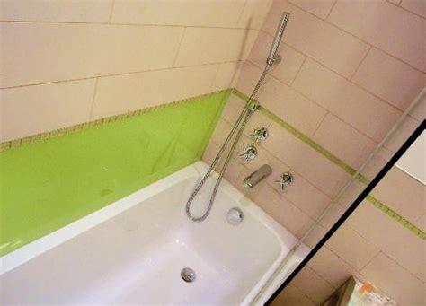 Badewanne Glaswand badewanne durch glaswand auch prima als dusche nutzbar