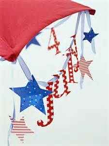 fourth of july decorations 19 paper decoration ideas for the 4th of july digsdigs