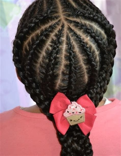 pictures of braids cornrows hairstyles for kids micro cornrow kid braid hairstyle