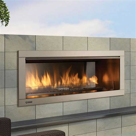 Regency Fireplaces by Outdoor Gas Fireplaces Evenings Delight