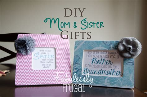 gifts for mothers at diy gifts for and fabulessly frugal