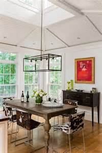 Contemporary Dining Room Chandelier by 24 Rectangular Chandelier Designs Decorating Ideas