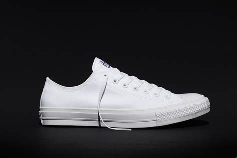 Converse Ct Ox Black Monochrome Original 1 converse ushers in new era with ground breaking chuck