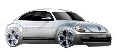 volkswagen beetle sketch vw beetle design sketch car design