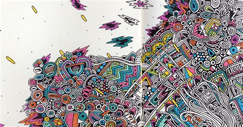 doodle graphic design services artist reveals extremely gorgeous sketchbook