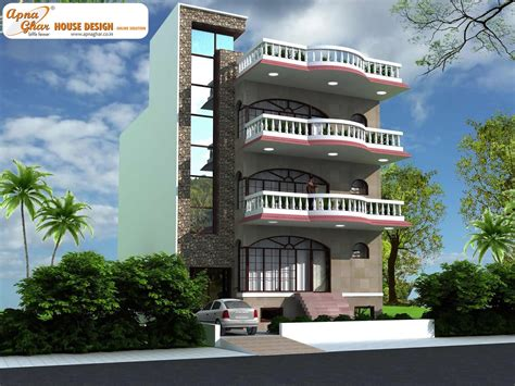 Indian House Design Front View Single Floor