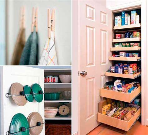 como ordenar y decorar mi casa 40 buenas ideas para organizar y ordenar la cocina