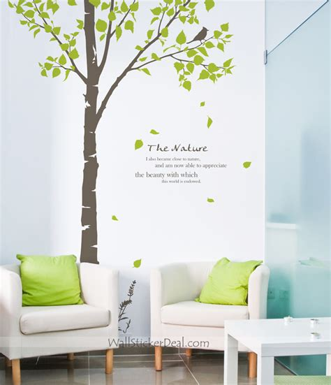 wall sticker images image gallery nature wall decals