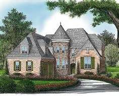 Turret House Plans about turret house on pinterest european house plans house plans