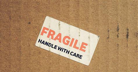 sending fragile items  courier act logistics