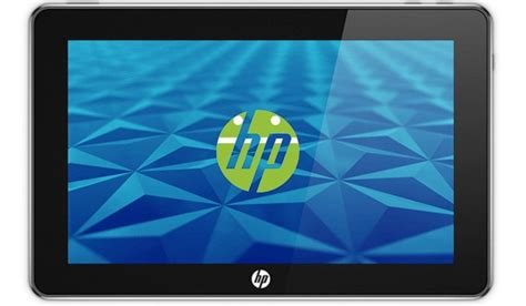 Hp Tablet Cross Android Hp Android Tegra 4 Tablets On The Horizon Ubergizmo