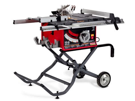 most accurate table saw 11 portable table saw reviews tests and comparisons