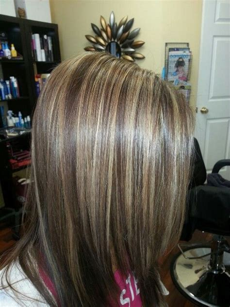 highlight lowlight hairstyles hairstyles highlights and lowlights pictures