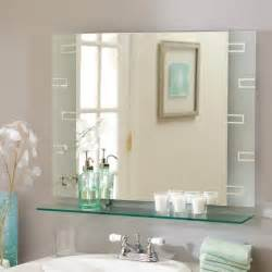 ideas for framing a large bathroom mirror the bathroom mirror ideas the home decor