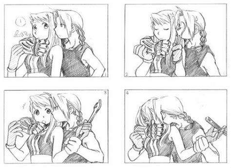 fullmetal alchemist brotherhood edward and winry kiss edward elric and winry rockbell images ed kiss winry