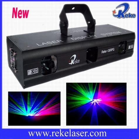 china laser light show laser projector reke 08rpg
