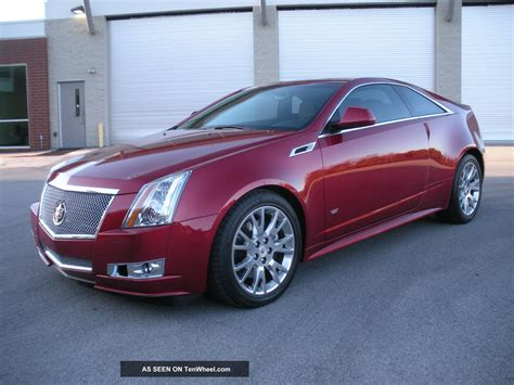 cadillac 2 door coupe 2012 2012 cadillac cts coupe 2 door premium collection touring