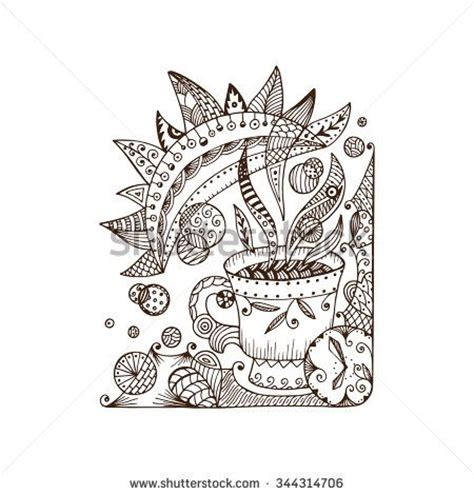 zentangle lettering google search zentangles doodles zentangle coffee cup google search art drawing and