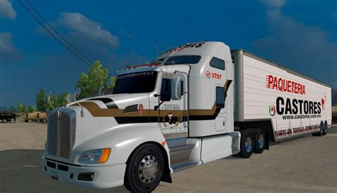 kenworth t660 tractocamion kenworth t660 truck american truck