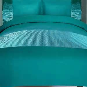 Teal Curtains Ikea Monaco Teal Duvet Cover Set