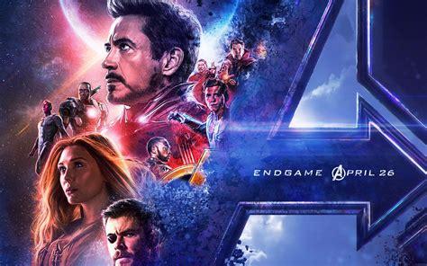 avengers endgame  desktop wallpapers hd