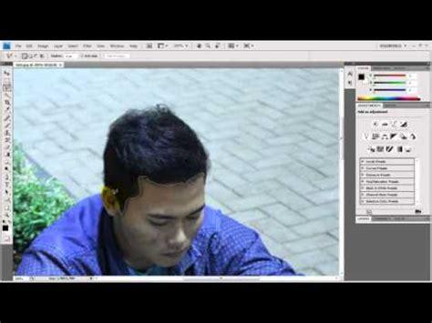 tutorial photoshop cs3 mewarnai rambut tutorial mewarnai rambut dengan photoshop youtube