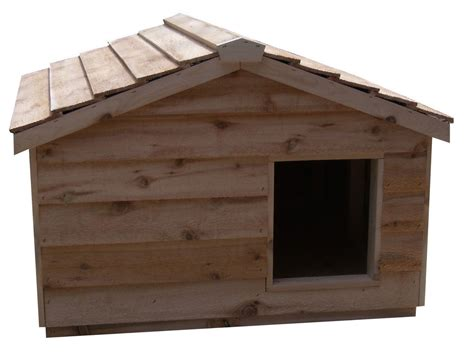 insulated dog houses large dogs log dog house plans sinpa