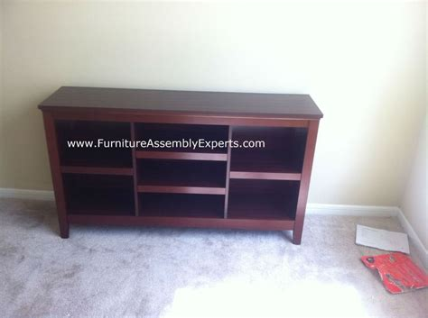 carson bookcase assembly instructions target threshold carson horizontal bookcase assembled at