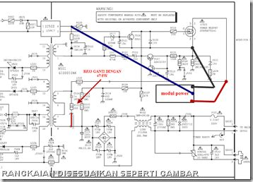 Ob3362hp By Digitalmas Co Id tips aman modifikasi power supply bag 2 digitalmas co id