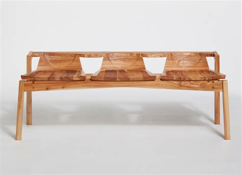 Miller Upholstery by Ceremony Bench No 1 By Hugh Miller Part Of The Coffee