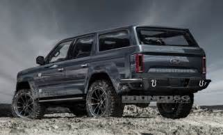 2018 ford bronco is not a ranger suv nseavoice