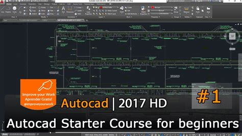 autocad tutorial in hindi free download autocad starter course 2017 tutorial for beginners