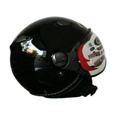 Helm Kyt Retro Elsico Solid daftar harga helm kyt elsico retro terbaru jual murah blibli