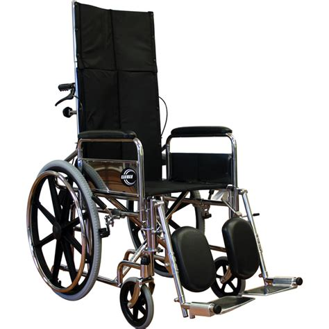 reclining wheelchairs karman steel full reclining manual wheelchair reclining