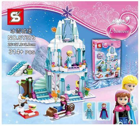 Frozen Castle Murah jual lego princess elsa sy 373 frozen castle