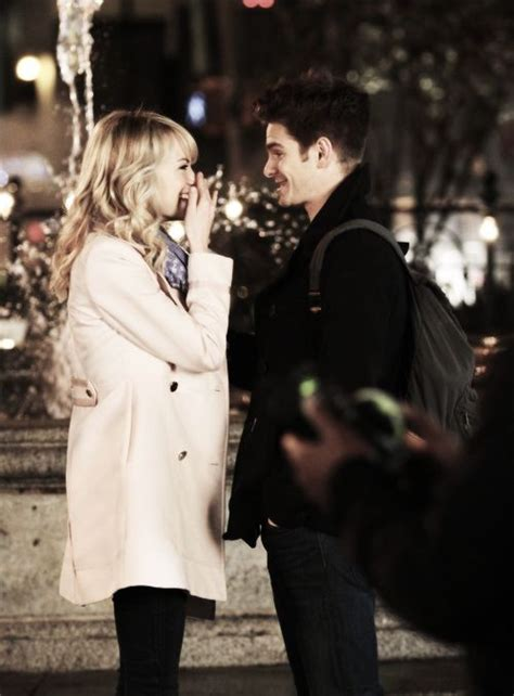 emma stone andrew emma stone and andrew garfield just ordinary people