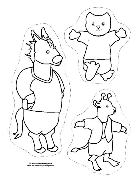 llama llama bully goat coloring pages coloring pages
