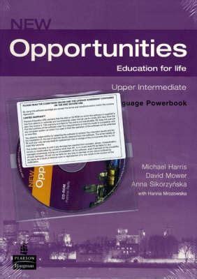 Buku New Opportunities Language Power Book new opportunities intermediate sleviste cz