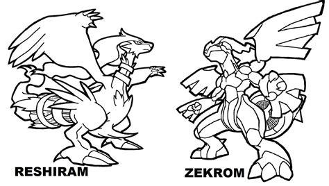 pokemon coloring pages black kyurem black kyurem coloring pages thekindproject