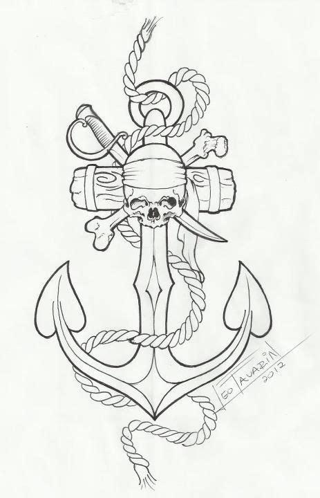 Uhren Vorlagen 4634 by Resultado De Imagem Para Ancora Desenho Tattooo