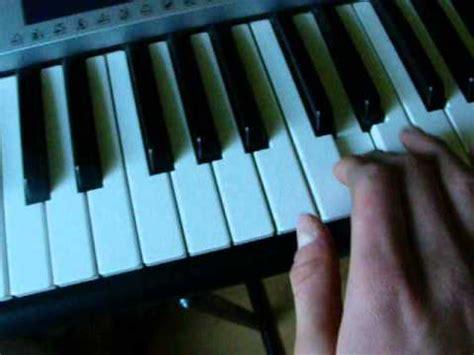 tutorial na keyboard jak zagrać mejk dotknij mnie na keyboard tutorial youtube