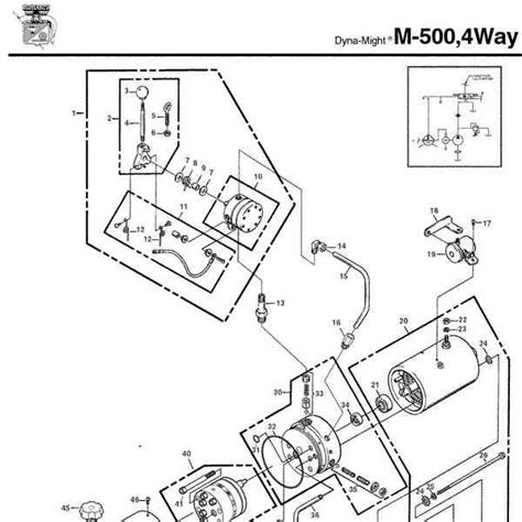monarch hydraulic wiring diagram 28 images monarch