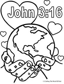 coloring pages for preschool sunday school download
