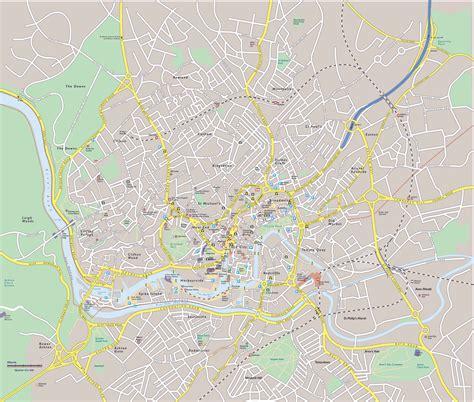 map uk bristol bristol city map